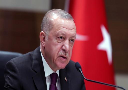 أردوغان يحذر من كارثة في ليبيا بسبب نهج يكافئ المعتدي ويتوعد بارونات الحرب