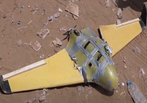 التحالف: إسقاط طائرة مفخخة أطلقها الحوثيون باتجاه السعودية