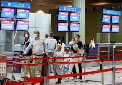 """""""تلغراف"""": آلاف البريطانيين يستعدون لمغادرة الإمارات بسبب كورونا"""