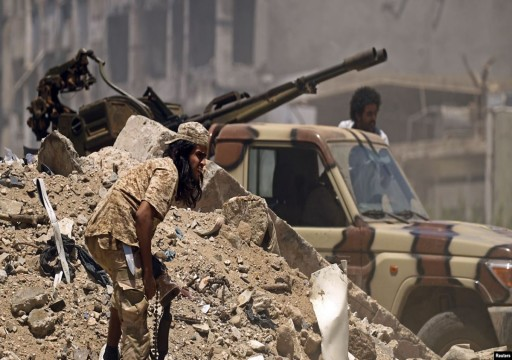 لوموند الفرنسية: مرتزقة للنظام السوري وصلوا ليبيا لدعم حفتر