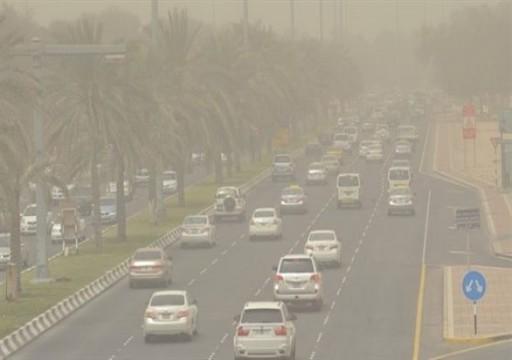 الأرصاد يتوقع استمرار الاضطراب الجوي على الدولة
