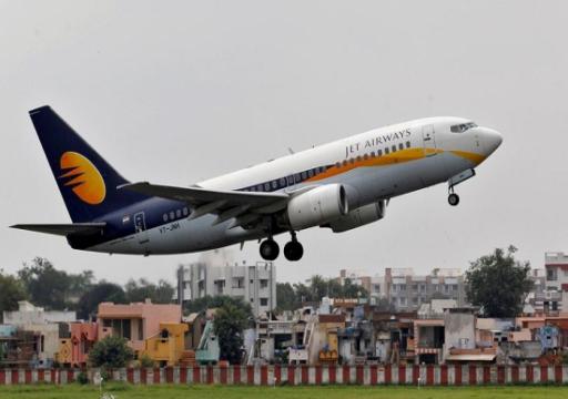الاتحاد للطيران تنفي تلقيها اتصالاً بشأن استثمارات جيت الهندية