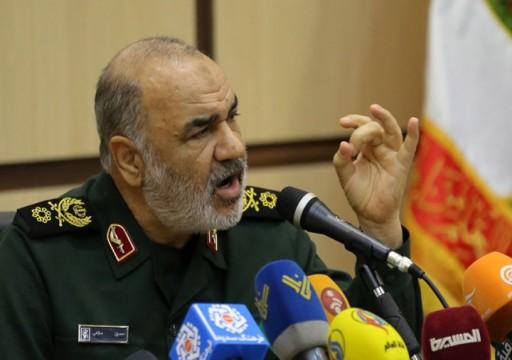 الثوري الإيراني: سندمر السفن الحربية الأمريكية إذا هددت أمننا بالخليج