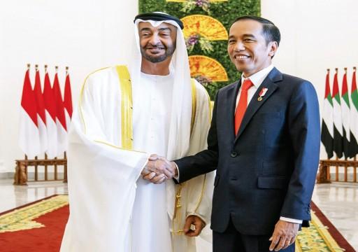 بلومبيرغ: ما يجمع قيادة أبوظبي مع الرئيس الإندونيسي معارضة الإسلام السياسي