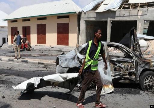 الصومال: 6 مصابين في انفجار سيارة ملغومة استهدفت متعاقدين أتراكا ورجال شرطة