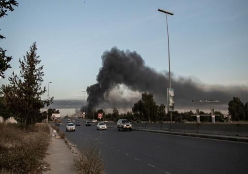 أبوظبي تزود حفتر بطائرات وأسلحة جديدة