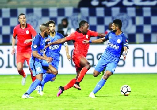 النصر ثاني المتأهلين لربع نهائي كأس الخليج العربي
