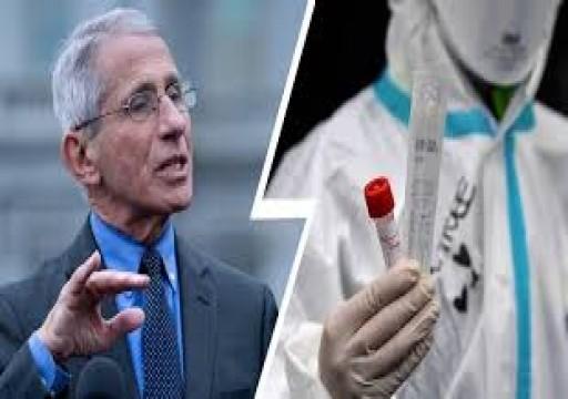 الطبيب المسؤول عن مكافحة كورونا بأمريكا: يصعب القضاء على الفيروس في 2020