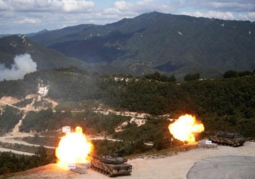 كوريا الجنوبية تبدأ مناورات عسكرية لمواجهة اعتداء ياباني