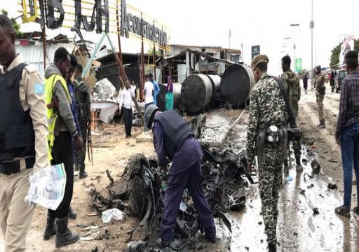 نجاة قائد الجيش الصومالي بعد انفجار سيارة ملغومة في العاصمة