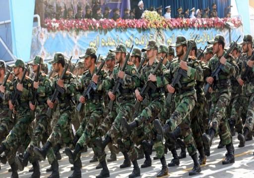 الحرس الثوري يتهم السعودية بتسليح جماعات انفصالية في إيران