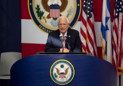 """الرئاسة الفلسطينية تتهم واشنطن بـ""""الابتزاز"""" على خلفية حديثها في تنصيب دحلان زعيما"""