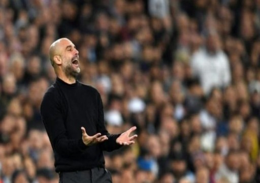 مدرب مانشستر سيتي يتبرع بمليون يورو لمكافحة كورونا في إسبانيا