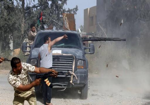 ليبيا.. قوات الوفاق تصد هجوما لـحفتر جنوبي طرابلس