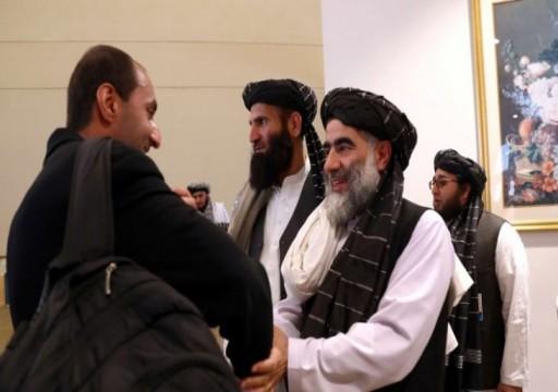 """مسؤول إيراني يلتقي ممثلي """"طالبان"""" في الدوحة"""