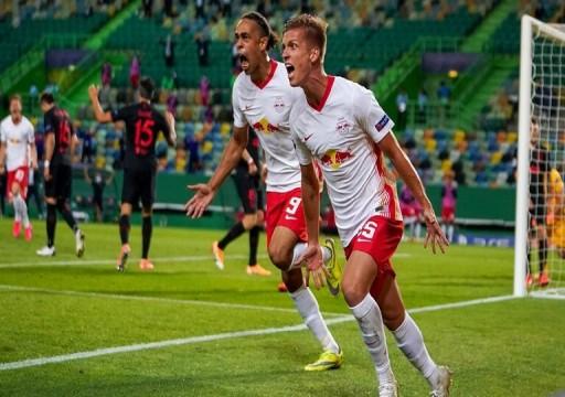 لايبزيغ يقصي أتلتيكو مدريد ويصعد لنصف نهائي دوري الأبطال