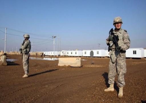 """العراق ينفي وجود أي قوات سعودية في قاعدة """"التاجي"""""""