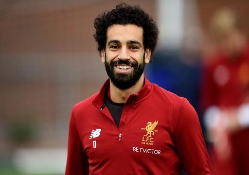 صلاح يتصدر استفتاء ماركا لأفضل لاعب في العالم