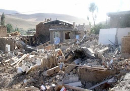 الأرصاد: هزة خفيفة لزلزال إيران دون تأثير على الدولة