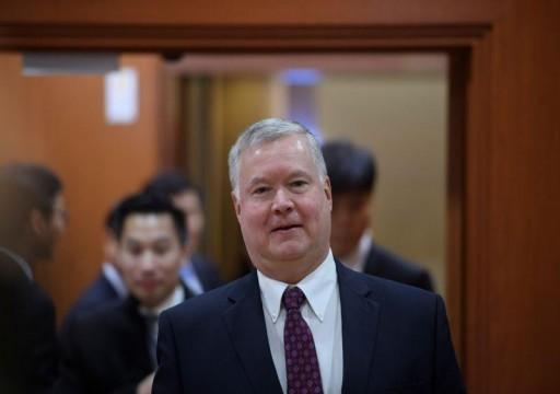 مبعوث أمريكي يبحث في كوريا الجنوبية المحادثات النووية المتعثرة مع الشمال