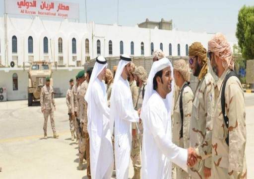 مصدر: أبوظبي تقتطع جزءاً من مطار الريان اليمني للاعتقالات وأغراض ذاتية