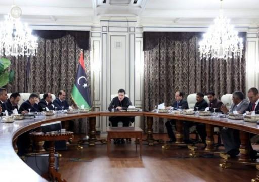 الحكومة الليبية تطلب إعداد مذكرات اعتقال بحق المتورطين في هجوم طرابلس