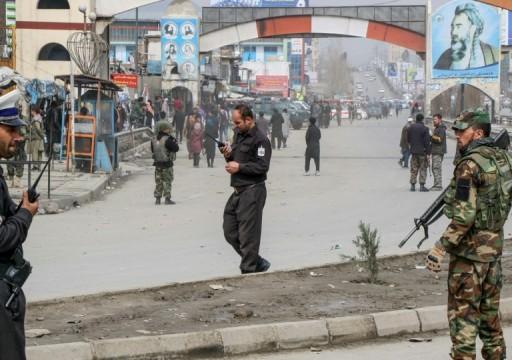 مقتل العشرات في هجوم لتنظيم الدولة في كابول