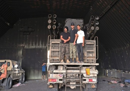 فوربس تكشف تفاصيل سيطرة قوات الوفاق على منظومات صاروخية أعطتها أبوظبي لحفتر