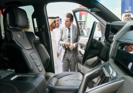 تدشين مصنع سيارات في دبي بكلفة 370 مليون درهم