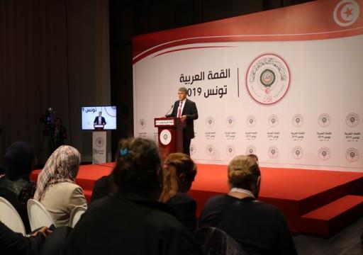 المتحدث باسم قمة تونس يعلق على دعوة قرقاش في التطبيع مع إسرائيل