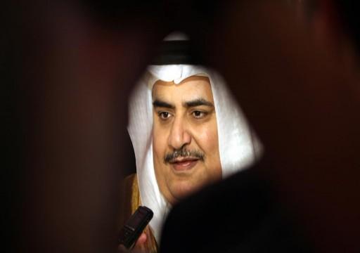 وزير خارجية إسرائيل يهنئ نظيره البحريني بعيد الأضحى