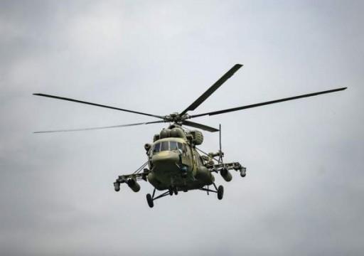 مصر.. مقتل ثلاثة طيارين عسكريين في تحطم مروحية غربي البلاد