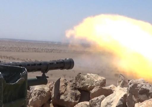 الجش اليمني يعلن تكبيد الحوثيين خسائر كبيرة في معارك شرق صنعاء