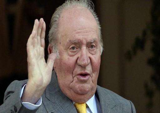 """""""بي بي سي"""": ملك إسبانيا السابق يقيم في طابق كامل من """"قصرالإمارات"""" في أبوظبي"""