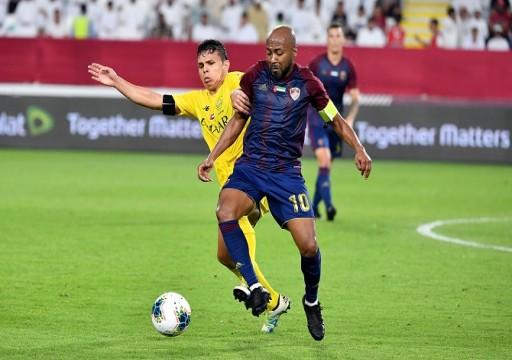 الوحدة ينتزع تعادلًا من الوصل في الجولة السابعة من دوري الخليج