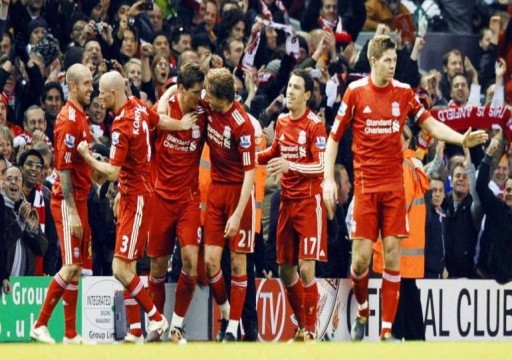 ليفربول يحقق انتصاره الثاني على التوالي في الدوري الإنجليزي