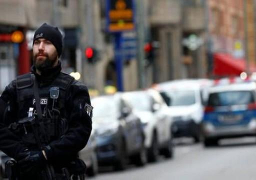 الشرطة الألمانية: إصابة 4 في حادثة طعن قرب فرانكفورت
