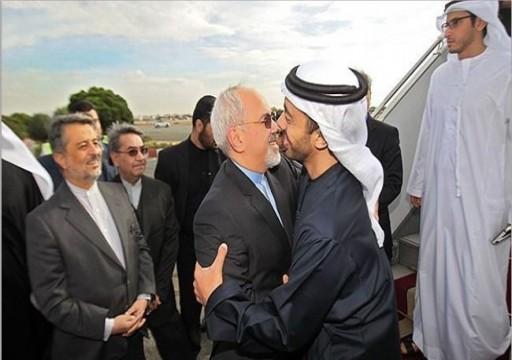 إيران تستدعي القائم بالأعمال الإماراتي وتسلمه مذكرة احتجاج على انطلاق الطائرة الأمريكية من أبوظبي