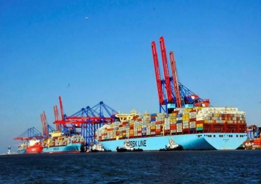 موانئ دبي: إتمام توسعة ميناء السخنة بمصر بـ520 مليون دولار