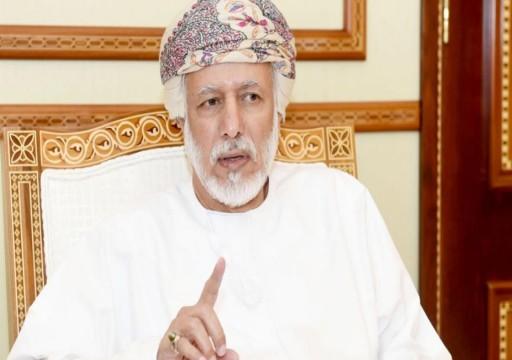 عمان: نسعى لتهدئة التوتر بين أمريكا وإيران