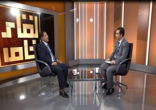وزير يمني: ثقة الشارع اليمني بالتحالف اهتزت والإمارات تمارس العبث