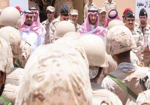 السعودية تدفع بأفواج أمنية إضافية إلى حدودها الجنوبية