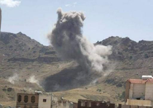 التحالف بقيادة السعودية يشن عملية عسكرية ضد الحوثيين في اليمن