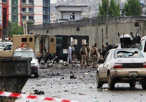 الداخلية الأفغانية: تفجير انتحاري يقتل ثلاثة ويجرح 15 في كابول