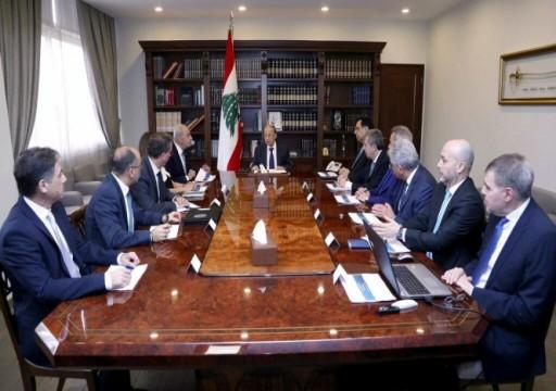 حكومة لبنان تجمع على عدم سداد ديون مستحقة بقيمة 1.2 مليار دولار
