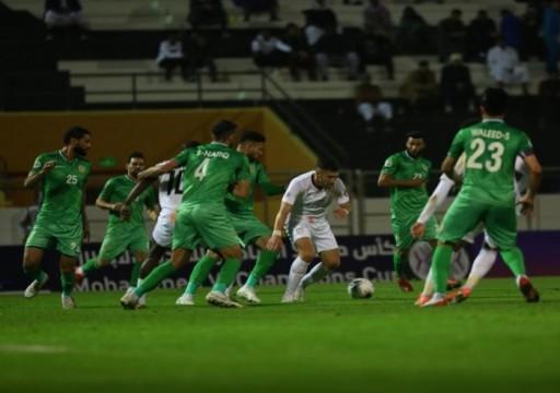 الشباب السعودي يضع قدمًا في نصف نهائي البطولة العربية للأندية