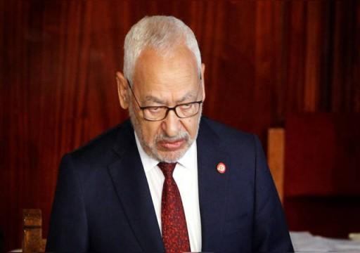 قيادي بالنهضة التونسية يزعم: أموال إماراتية توزع على نواب لسحب الثقة من الغنوشي