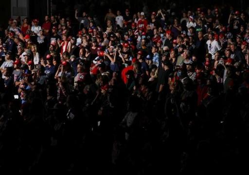 ترامب يحشد أنصاره في نيفادا سعيا للتغلب على تقدم بايدن عليه بالولاية