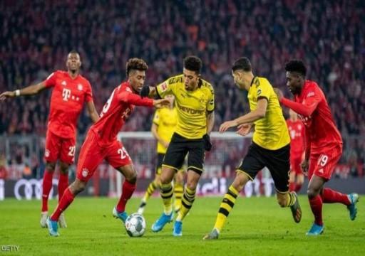 رسمياً.. استئناف منافسات الدوري الألماني في 16 مايو