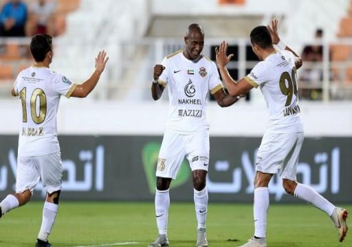 شباب الأهلي يتأهب للقاء الوحدة في نهائي كأس الخليج